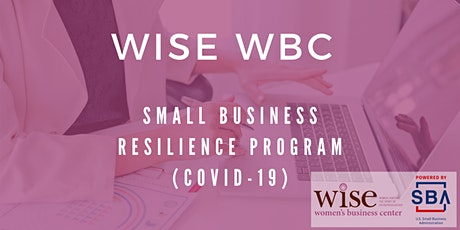 WISE WBC Small Business Resilience Program (COVID-19)[English] tickets