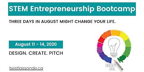 STEM Entrepreneurship Bootcamp 2020 tickets