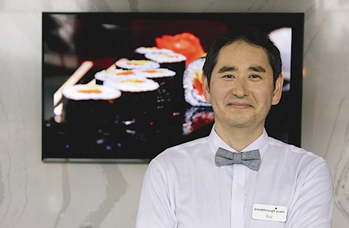 Online Sushi Making Class with (Optional) Sushi Kit - Make Sushi at Home image