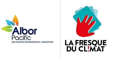 Atelier Fresque du Climat en Français - 30 Juillet billets