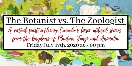 The Botanist vs. The Zoologist tickets