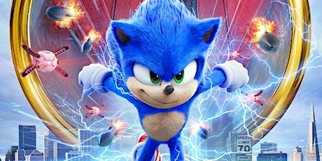 Sonic the Hedgehog, Sunday July 5, Saco Drive-In Theater tickets
