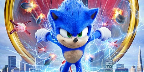 Sonic the Hedgehog, Wednesday July 8, Saco Drive-In Theater tickets