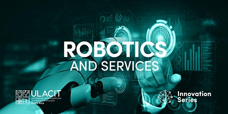 #SelloVerde: #InnovationSeries Robotics and services tickets