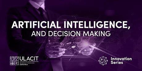#SelloVerde: #InnovationSeries Artificial intelligence and decision making entradas