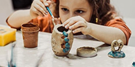 Summer Drop In- Pottery : Thu, Jul 16 tickets