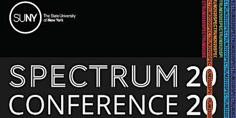 Digital SPECTRUM 2020 Conference tickets