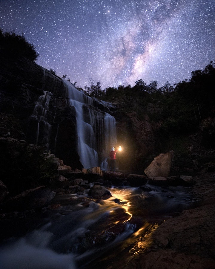 Capturing the Night Sky, An Introduction with Josh Beames image