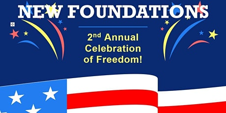 Celebration of Freedom Event tickets