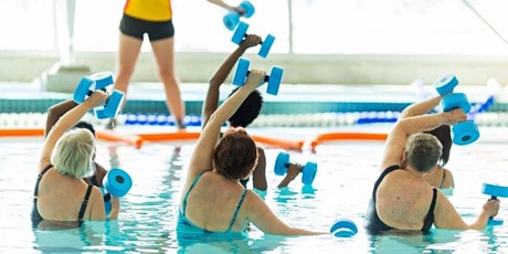 H2O Workout: POOL Mon/Tue/Wed/Thu  8:30 AM - 9:30 AM tickets