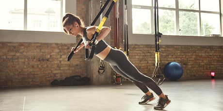 Advanced TRX: Mon and/or Wed 8:30 AM - 9:30 AM tickets