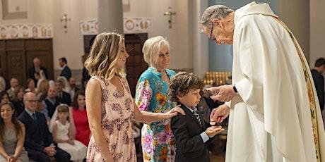 First Eucharist 2020 tickets