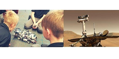 Summer Camp: Jr Engineering Academy: Mission to Mars: Grade 1-3: CALGARY tickets
