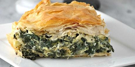 Vegan Greek Cuisine tickets