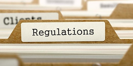 STRTP: Laws and Regulations- CEU's: 6 tickets