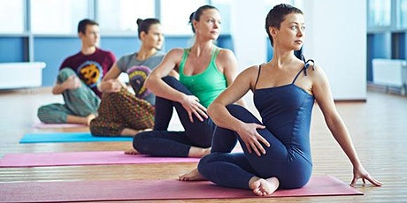 Pilates: Mon and/or Wed 12:30 PM - 1:20 PM tickets