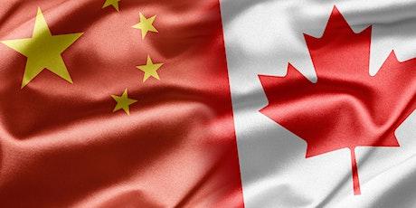 Cross Canada with Ambassador CONG Peiwu bilhetes