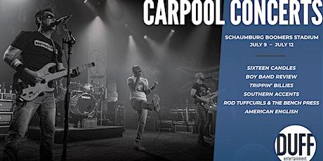 The Carpool Concert Tour tickets