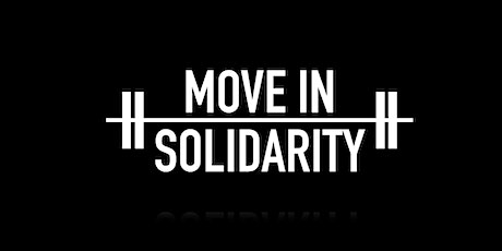 Move In Solidarity tickets