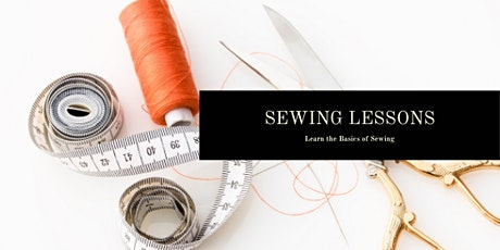 LEARN TO SEW (online class) tickets
