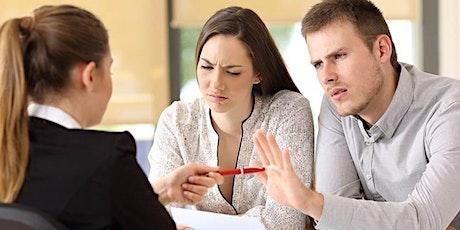CTO Leadership Webinar -  Handling Difficult People tickets