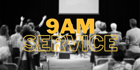 9am Sunday Service | Gracehouse tickets