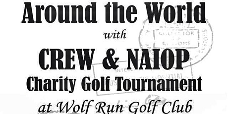 2020 CREW & NAIOP Charity Golf Tournament tickets