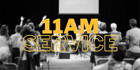 11am Sunday Service | Gracehouse tickets