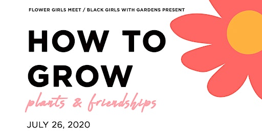 How to Grow Plants & Friendships