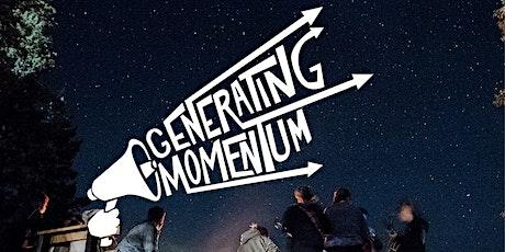 Sask Generating Momentum Camp 2020 tickets