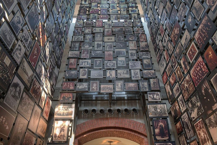 U.S. Holocaust Memorial Museum: FREE Online/Virtual Tour via Zoom! image
