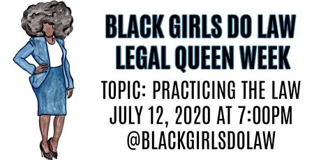 BGDL LEGAL QUEEN WEEK | TOPIC: PRACTICING THE LAW tickets