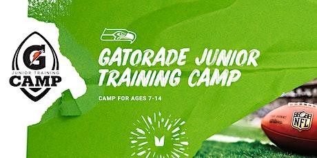 2020 Gatorade Junior Training Camp tickets