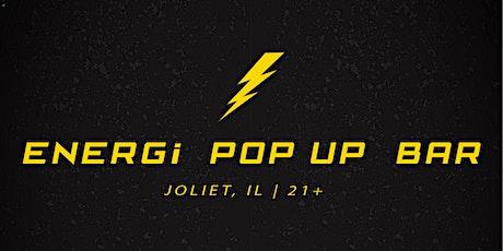 ENERGi Pop-Up-Bar tickets