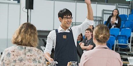 Coffee Experience Sessions - Isaac Kim tickets
