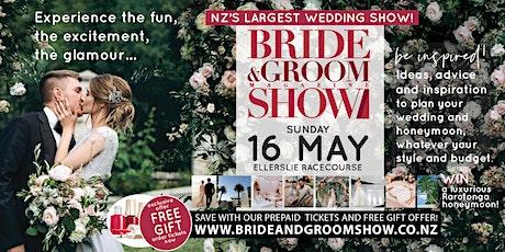Bride & Groom Wedding Show 2021 tickets