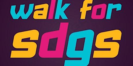 Walk For SDGs tickets