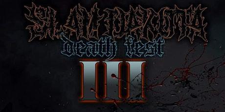 Slamdakota Death Fest lll tickets