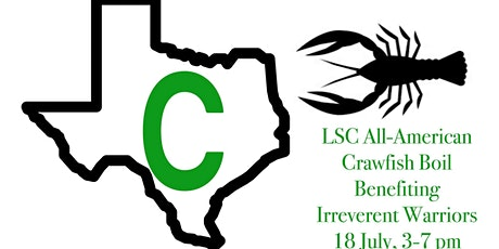 Lone Star Chivers Austin All-American Crawfish Boil tickets