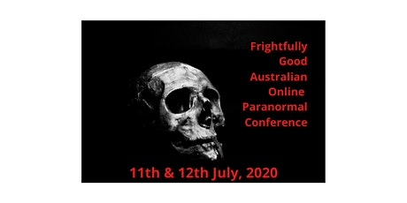 Frightfully Good Paranormal Conference ONLINE tickets