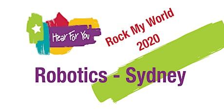 Robotics Workshop - Sydney tickets