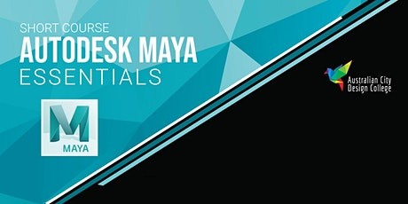 Autodesk Maya 2020 Essentials tickets
