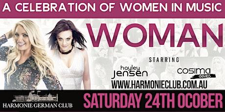 Woman - A Celebration of Women in Music tickets