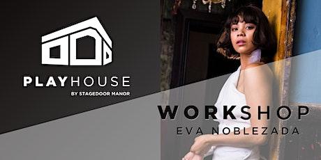 EVA NOBLEZADA - Digital Workshop with two-time Tony Award nominee! tickets