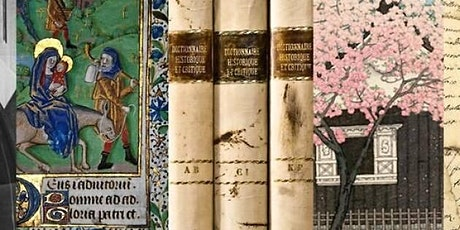 Rare Books LAX Virtual Book Fair tickets