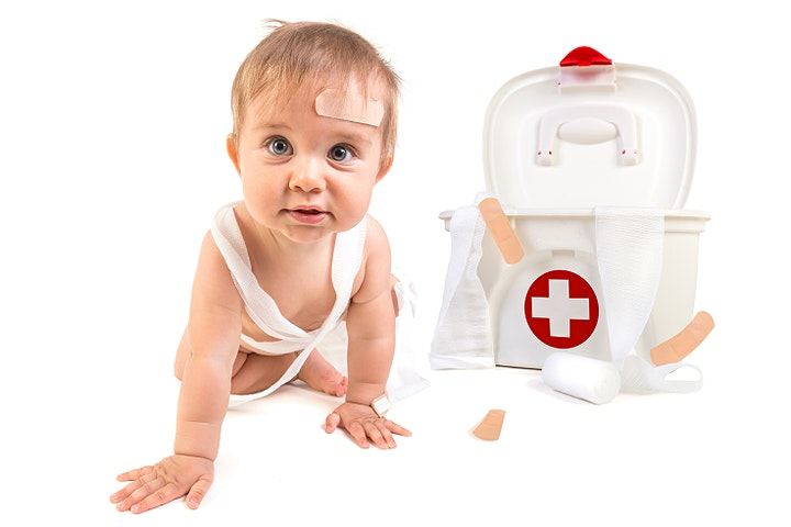 Eve Health Paediatric First Aid Course image