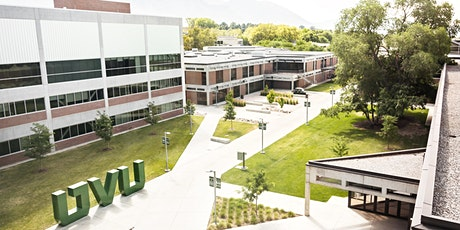 UVU Individual Campus Tour - Wednesday 10:00am tickets