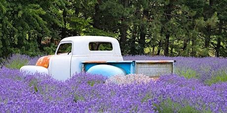 Lavender Wreath-Making at Wayward Winds tickets