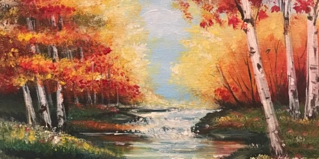 Chill & Paint Night  Auck City Hotel  - Autumn Stream tickets