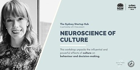 The Brain Power Series: The Neuroscience of Culture tickets